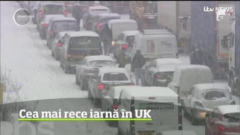Avertisment pentru românii care doresc să îşi petreacă sărbătorile de iarnă în Regatul Unit. Ce au anunțat meteorologii britanici