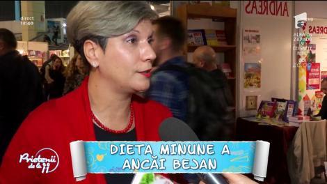 Dieta minune a Ancăi Bejan! Cum a slăbit 60 de kilograme