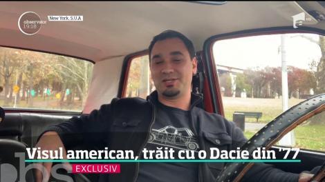 Reunim România - cu Dacia prin New York