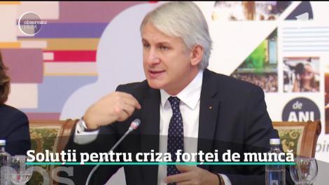 Eugen Teodorovici și-ar dori ca românii care au plecat în străinătate să nu poată munci mai mult de cinci ani pe teritoriul țării de adopţie