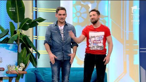 """Încearcă să nu râzi cu lacrimi! Răzvan și Dani, amintiri de la Reșita: """"Laptofuga era un sport preferat"""" - VIDEO"""