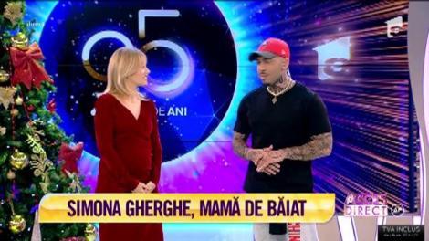 """Simona Gherghe a dezvăluit sexul bebelușului pe care-l așteaptă chiar de ziua Antenei 1: """"O să am un băiat!"""""""