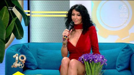 """25 de ani de Antena 1. Mihaela Rădulescu, declarație surprinzătoare pentru Dani Oțil: """"Mi-ar plăcea să mă suni în fiecare zi"""""""