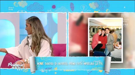 Mona Nicolici, Alessandra Stoicescu și Andreea Berecleanu, prima dată împreună la TV.  Cum a ajuns Mona Nicolici la pupitrul Observatorului de la Antena 1