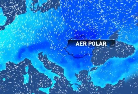 Anunț îngrijorător de la ANM: Va fi mult mai frig în zilele următoare! Sudul României, polul gerului