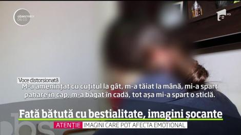 Un tânăr de 20 de ani din Ploieşti şi-a terorizat şi bătut cu bestialitate iubita