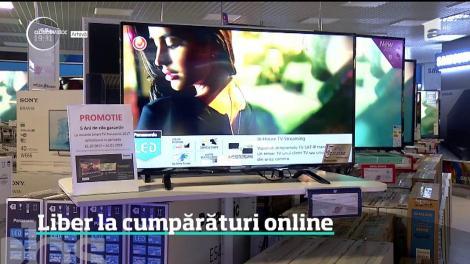 Liber la cumpărături online. Site-urile străine nu vă vor mai bloca accesul, doar pentru că proveniţi din altă ţară