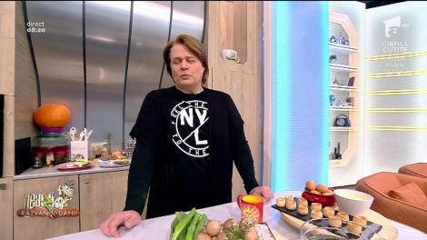 """Cea mai bună rețetă de ciuperci pane, în """"plăpumioară""""! Sosul este delicios"""