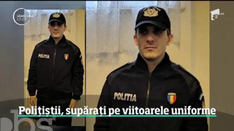 Poliţiştii români vor purta uniforme noi. Unii agenți spun că seamănă cu un trening mai elegant