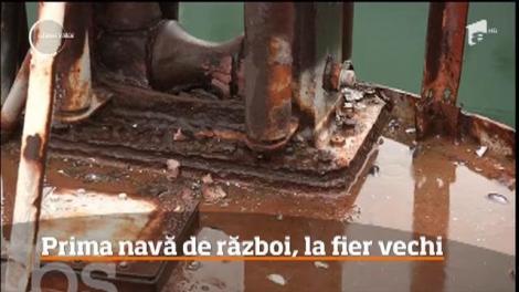 România îşi vinde istoria la fier vechi