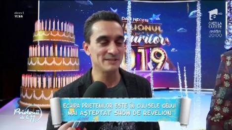 Cel mai tare Revelion 2019 e la Antena 1! Jorge, Nicole Cherry și Romică Țociu, printre vedetele care vor apărea în show-ul lui Dan Negru