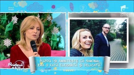 """Simona Gherghe și Daniel Buzdugan, prieteni de peste 20 de ani: """"Ne cunoaștem de mici, avem pasiuni comune"""""""