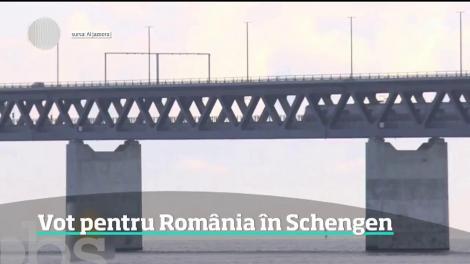 România este aproape în Schengen