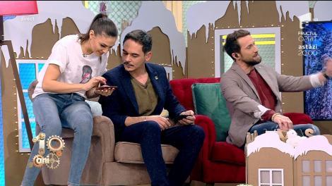 """Păziți urechile! Răzvan, Dani și Amalia cântă live, alături de un invitat: """"Ia-mă, Doamne, de aici"""""""