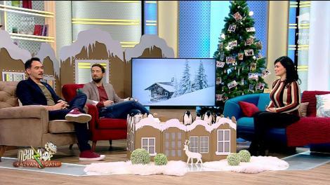 """Răzvan e supărat pe colegii de emisiune: """"Îl rog pe Ristei să nu îmi mai poarte pantofii, iar pe Dani să nu îmi mai fure ciorapii"""""""
