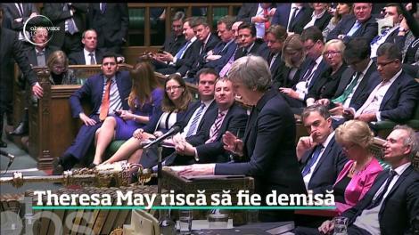 Zi decisivă pentru viitorul Marii Britanii, acolo unde locuiesc sute de mii de români! Ce se va întâmpla cu premierul Theresa May
