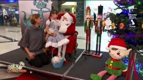 Ce își doresc copiii vedetelor de la Moș Crăciun