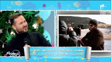 Edward Maya, show inedit cu Orchestra București, în tradiționalul concert de Anul Nou