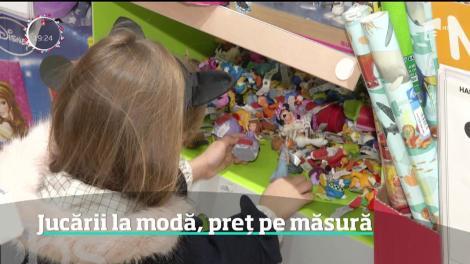 Nu-i ușor nici pentru Moș Crăciun! Care sunt jucăriile preferate ale copiilor, dar și cât costă