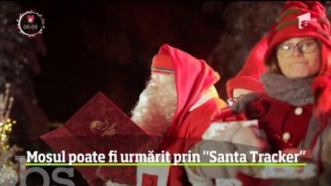 Moş Crăciun a plecat din Laponia