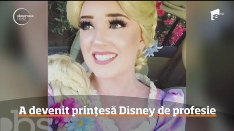Milioane de fetiţe visează ca, atunci când cresc, să ajungă prinţese!