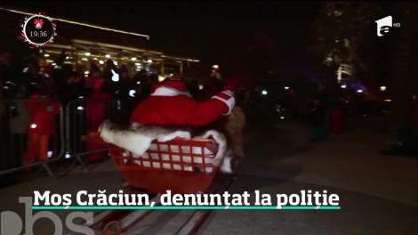 Nemulţumit de cadoul primit, un copil din Germania l-a reclamat pe Moş Crăciun la poliţie! Explicația dată de oamenii legii, colosală