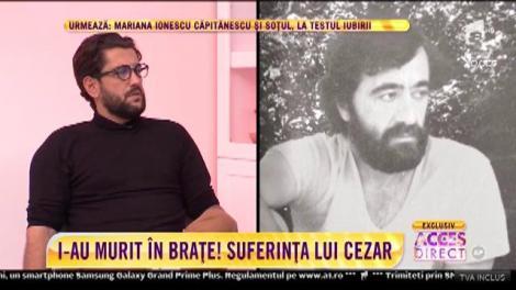 """Cezar Ouatu, mărturisiri neașteptate: """"Am fost nevoit să fac multe sacrificii!"""""""