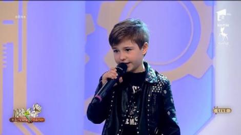 """Sebi și Dani, foști concurenți ai sezonului 9 """"Next Star"""", cântă live piesa """"Banii vorbesc"""""""