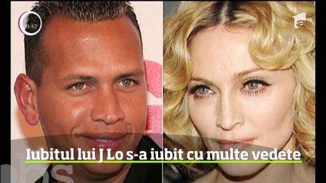 Iubitul lui Jennifer Lopez s-a iubit cu multe vedete