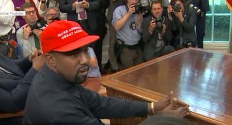 Kanye West vrea sa devină presedintele Statelor Unite