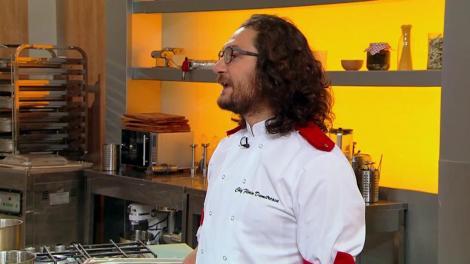 """""""Cât tupeu să ai să faci treaba asta!"""" Chef Florin Dumitrescu și chef Cătălin Scărlătescu, discuție aprinsă în bucătăria """"Chef la cuțite"""""""