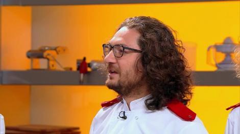 """Echipa lui chef Florin Dumitrescu, schimbare de look radicală: """"Ne-am făcut toți creți. Vom fi și mai norocoși!"""""""