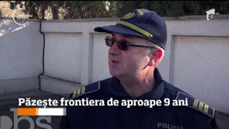 Cățelușa Nabi păzește frontiera de aproape nouă ani. De curând, patrupedul a descoperit o jumătate de kilogram de cocaină într-o maşină care intra în ţară