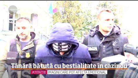 Angajata unui cazino din Timişoara a fost bătută crunt de un individ supărat că a pierdut la jocurile de noroc