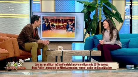 Laura Bretan vrea să reprezinte România la Eurovision 2019