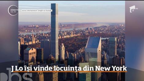 Jennifer Lopez îşi vinde penthouse-ul din New York
