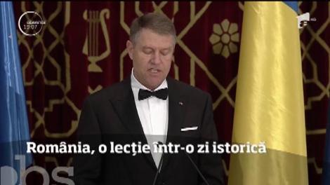 România a preluat oficial Preşedinţia Consiliului UE. A primit speranţe pentru intrarea în Schengen, dar şi o lecţie