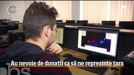 Sunt excepționali, dar Ministerul Educației nu îi susține! Elevi români s-au calificat într-o competiție NASA. De ce ajutor au nevoie