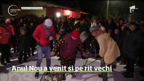 Peste un milion de români au sărbătorit Revelionul