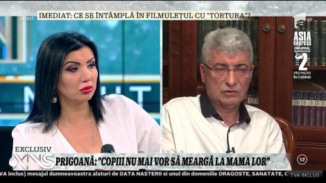 """Silviu Prigoană: """"Copiii nu mai vor să meargă la mama lor!"""""""