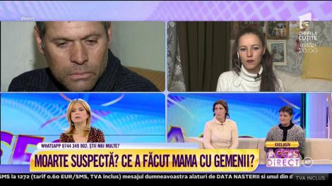 Bona acuzată că umblă cu tatăl copiilor iese la atac!
