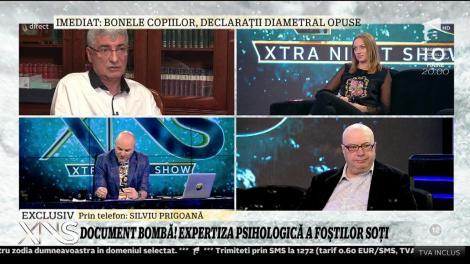 """Silviu Prigoană: """"Sunt de acord să fac o nouă terapie psihiatrică"""""""