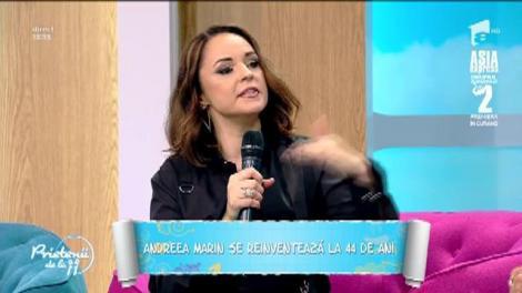 """Andreea Marin, secretul unei siluete perfecte: """"44 de ani e vârsta mea cea mai frumoasă"""""""