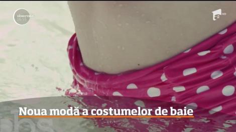 Ce tip de costume de baie vor fi la modă în vara acestui an