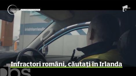 Poliţia din Irlanda cooperează cu cea din România pentru a destrăma o periculoasă bandă de infractori români, care a obţinut profituri de milioane de euro în ultimii ani
