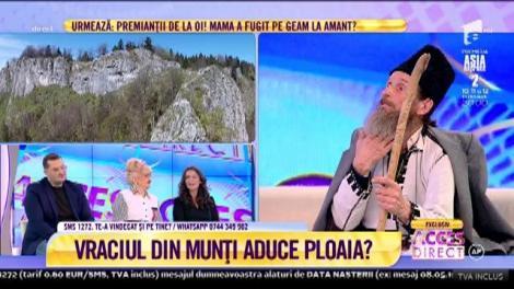 Tu crezi în vorbele lui? Vraciul Ruben Stănilă, care ar fi vindecat sute de oameni, și-a dezvăluit remediile miraculoase.VIDEO