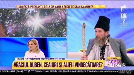 Vraciul Ruben Stănilă a găsit elixirul tinereții! Dezvăluiri uluitoare ale omului din Apuseni