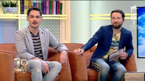 """Răzvan și Dani, amintiri din copilărie: """"În lapte de capră ne îmbăiam în fiecare duminică"""""""