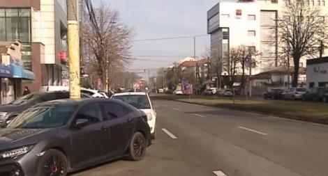 Amenzi uriașe pentru șoferii din Constanța care parchează neregulamentar