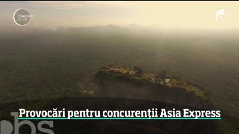 Răsturnări de situație în cel de-al doilea sezon Asia Express! Ce au ajuns să facă vedetele pentru mâncare și un loc de dormit
